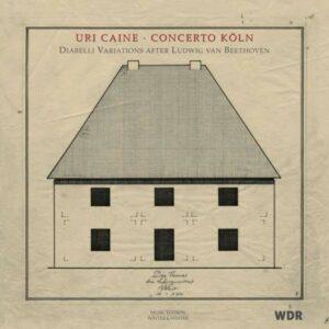 Beethoven: Diabelli Variations (Vinyl) - Uri Caine