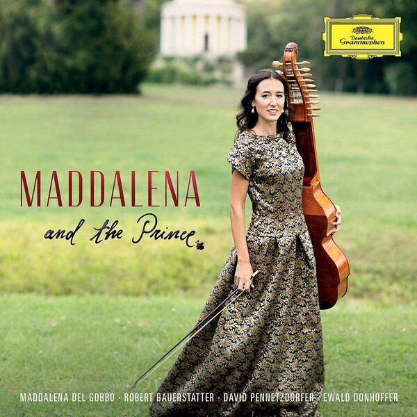 Maddalena And The Prince - Maddalena Del Gobbo