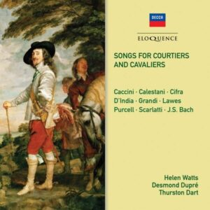Songs For Courtiers And Cavaliers - Helen Watts