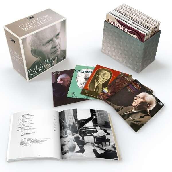 Complete Decca Recordings - Wilhelm Backhaus