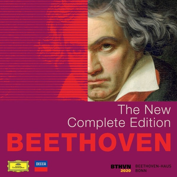 Beethoven 2020 - The New Complete Edition