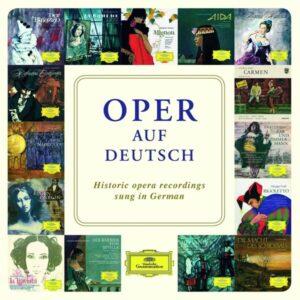Oper Auf Deutsch - Bizet Carmen (Rosl Schwaiger