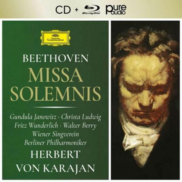 Beethoven: Missa Solemnis, Op. 123 - Herbert von Karajan