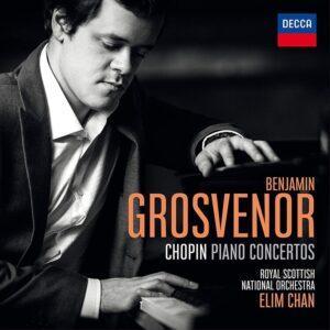 Chopin: Piano Concertos - Benjamin Grosvenor