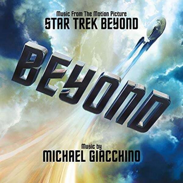 Star Trek Beyond (OST) (Vinyl) - Michael Giacchino