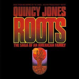 Roots: The Saga Of An American Family (OST) (Vinyl) - Quincy Jones