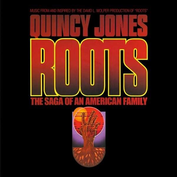 Roots: The Saga Of An American Family (OST) (Vinyl) - Quincy Jones