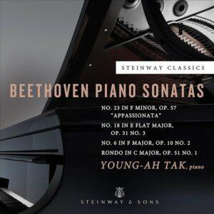 Beethoven: Piano Sonatas - Young-Ah Tak