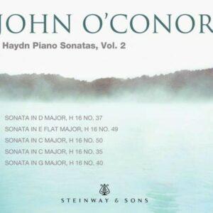 Haydn: Piano Sonatas Vol.2 - John O'Conor