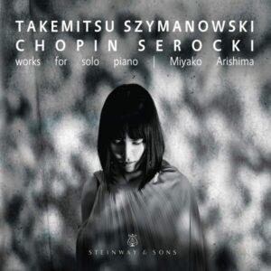 Works For Solo Piano - Miyako Arishima