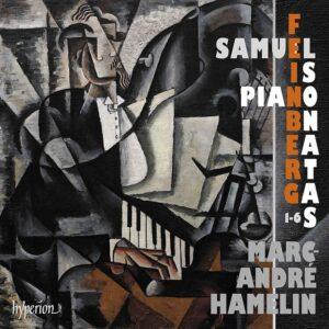 Samuil Feinberg: Piano Sonatas Nos 1, 2, 6, 10 & 13 - Marc-André Hamelin