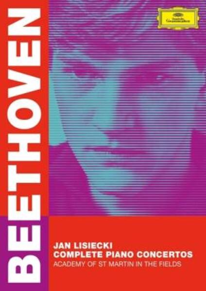Beethoven: Complete Piano Concertos - Jan Lisiecki
