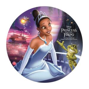 The Princess And The Frog (OST) (Vinyl)