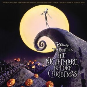 The Nightmare Before Christmas (OST) (Vinyl) - Various Artists / Original Soundtrack