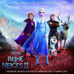 La Reine Des Neiges 2 (OST) -  Kristen Anderson-Lopez