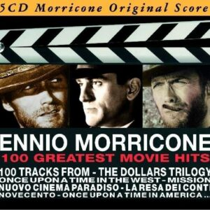 100 Greatest Movie Hits (OST) - Ennio Morricone