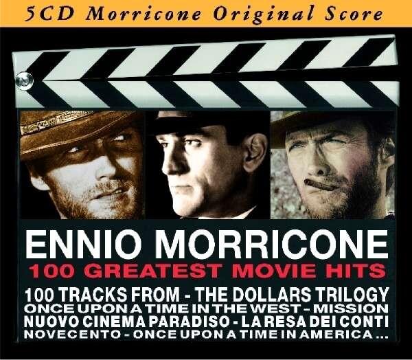 100 Greatest Movie Hits (OST) - Ennio Morricone