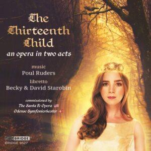 Ruders: The Thirteenth Child - Benjamin Shwartz