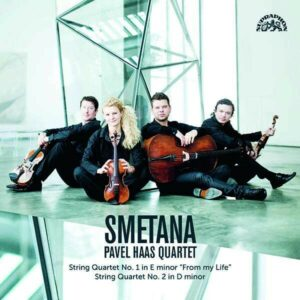 Smetana: String Quartets (Vinyl) - Pavel Haas Quartet