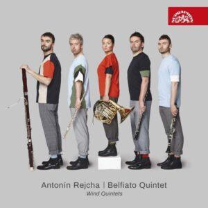 Antonin Reicha: Wind Quintets - Belfiato Quintet