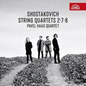 Dmitri Shostakovich: String Quartets Nos.2, 7 & 8 - Pavel Haas Quartet