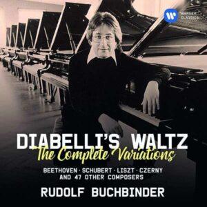 Diabelli's Waltz: The Complete Variations - Rudolf Buchbinder