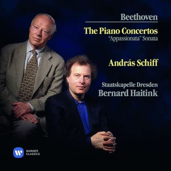 Beethoven: The 5 Piano Concertos - Andras Schiff