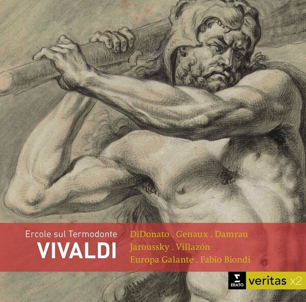Vivaldi: Ercole - Philippe Jaroussky