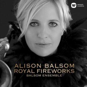 Royal Fireworks - Alison Balsom