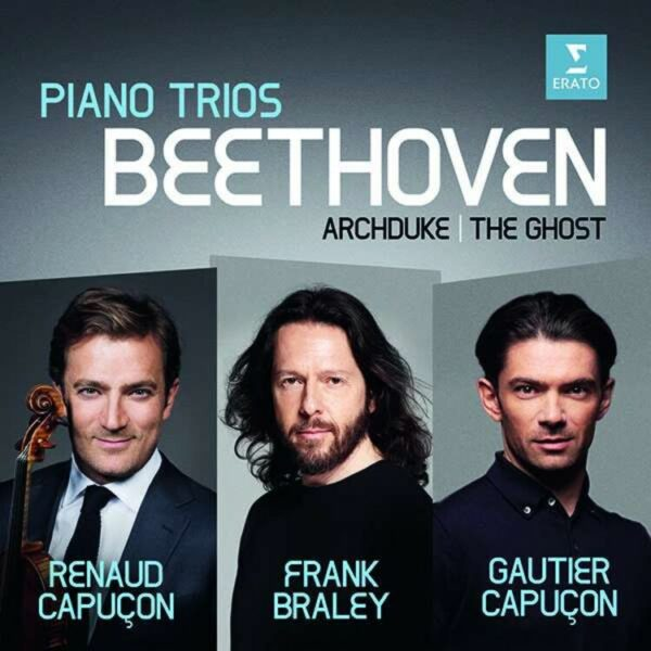 Beethoven: Piano Trios Archduke, The Ghost - Frank Braley