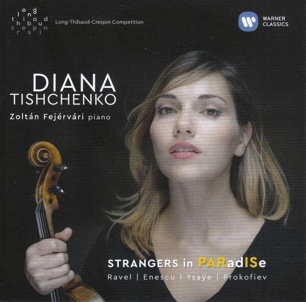 Strangers In PARadISe - Diana Tishchenko