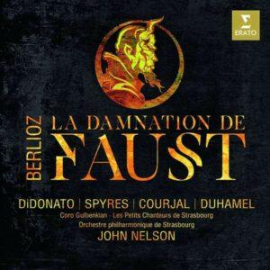 Berlioz: La Damnation De Faust (+Bonus DVD with excerpts) - Joyce DiDonato