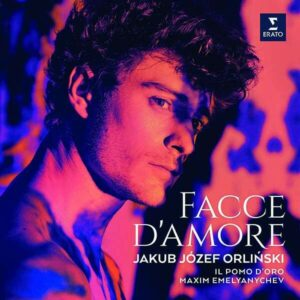 Facce d'Amore - Jakub Jozef Orlinski