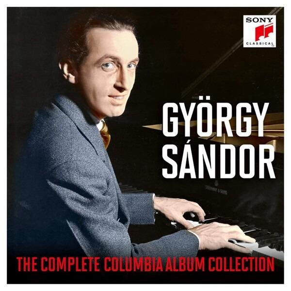 The Complete Columbia Album Collection - Gyorgy Sandor