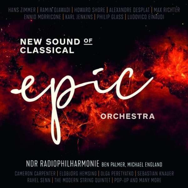 New Sound Of Classical: Epic Orchestra - Cameron Carpenter