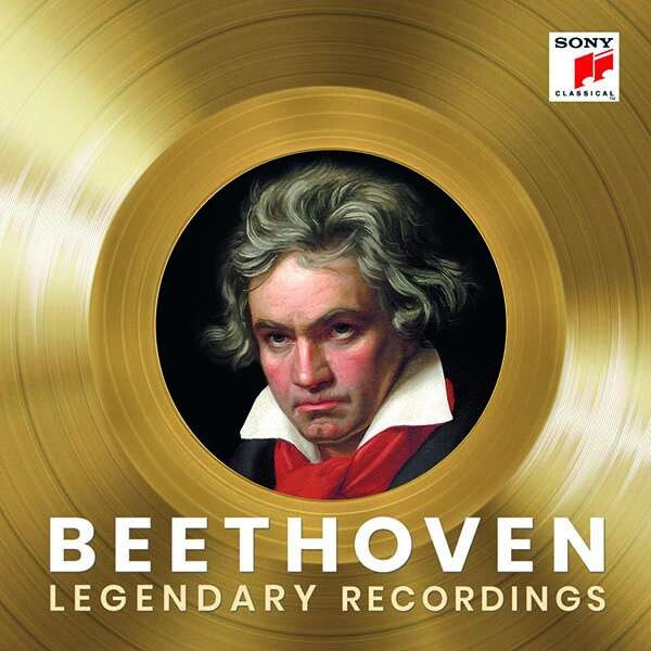 Beethoven - Legendary Recordings, The 25 Greatest Albums