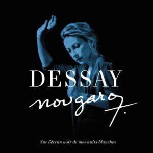 Nougaro: Sur l'Écran Noir de Mes Nuits Blanches (Vinyl) - Natalie Dessay