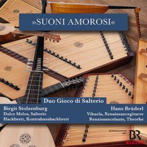 Suoni Amorosi - Duo Gioco Di Salterio