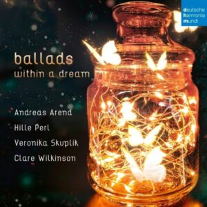 Ballads Within A Dream - Hille Perl