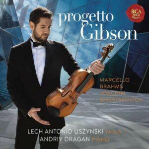 Progetto Gibson - Lech Antonio Uszynski