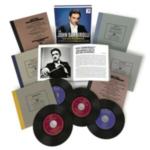 The Complete RCA And Columbia Recordings - John Barbirolli