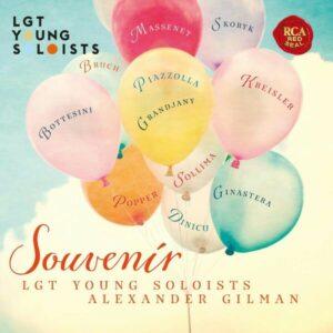 Souvenir - LGT Young Soloists