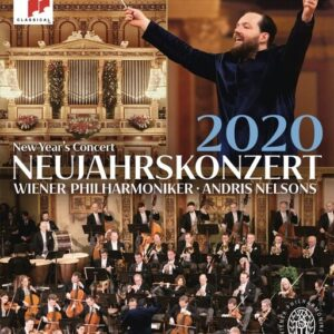 New Year's Concert 2020 - Andris Nelsons