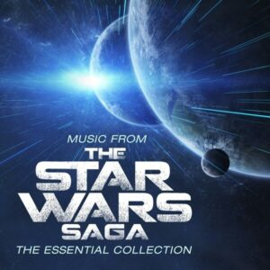 Music From Star Wars Saga: The Essential Collection (OST) - John Williams