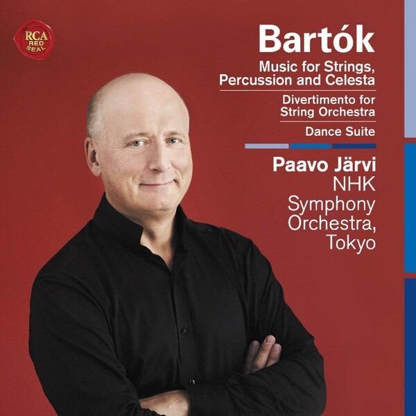 Bartok: Music For Strings - Paavo Järvi