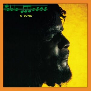 A Song (Vinyl) - Pablo Moses