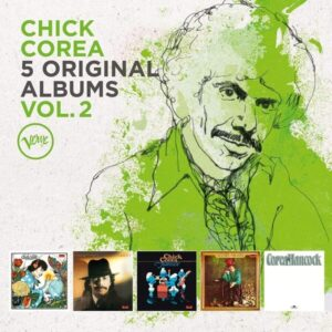5 Original Albums (Vol.2) - Chick Corea