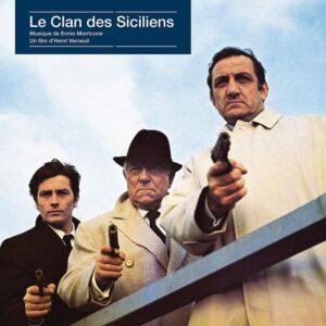 Le Clan Des Siciliens (OST) (Vinyl) - Ennio Morricone