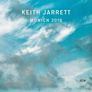 Munich 2016 (Vinyl) - Keith Jarrett