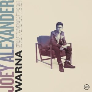Warna (Vinyl) - Joey Alexander